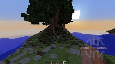 Alasya I First WorldPainter Map for Minecraft