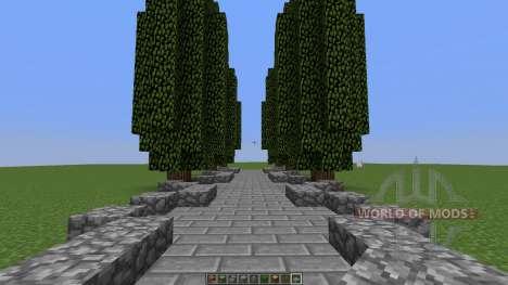 Karneela abbey for Minecraft