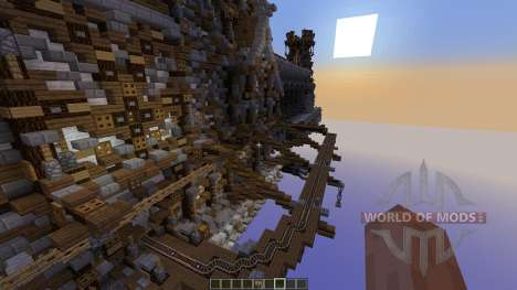 Earen, The Steam Rise for Minecraft
