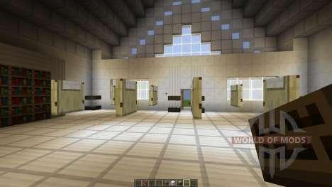 Secret Self-Destruct House for Minecraft