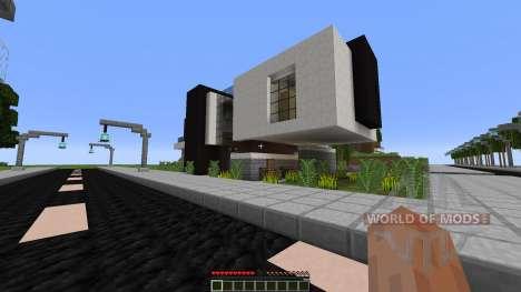 DJ Town for Minecraft