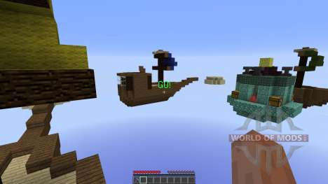 Battle of the Skies Released for Minecraft