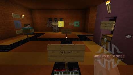 Maze of Anubzareth for Minecraft