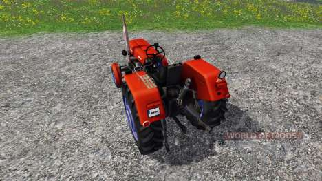 Ursus C-330 unusual for Farming Simulator 2015