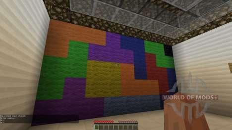 Tetris Escape for Minecraft