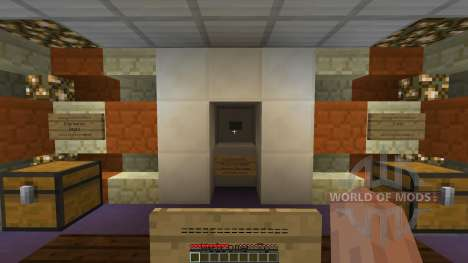 Trapdoor Dash [1.8][1.8.8] for Minecraft