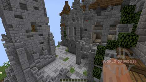 Honghome Castle [1.8][1.8.8] for Minecraft