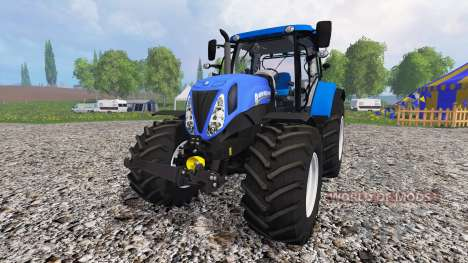 New Holland T7.170 for Farming Simulator 2015