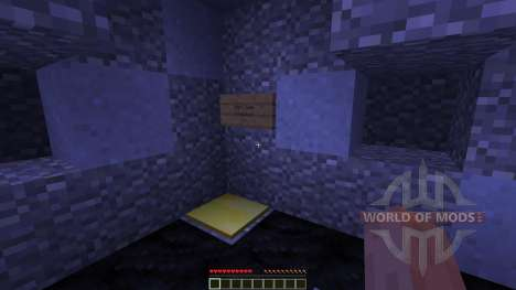 Patchwork Peril for Minecraft