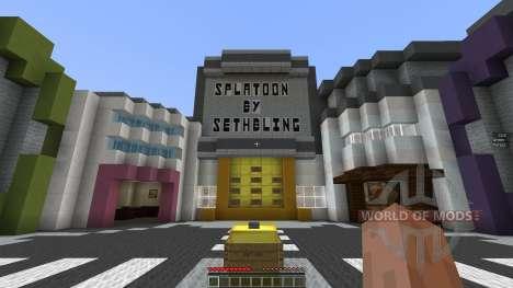 Splatoon [1.8][1.8.8] for Minecraft