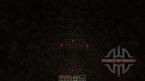 ScarredA Minecraft Horror Map for Minecraft