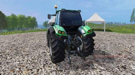 Deutz-Fahr Agrotron 7250 NOS Hardcore v2.0 for Farming Simulator 2015