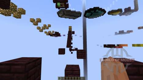Extreme Parkour [1.8][1.8.8] for Minecraft