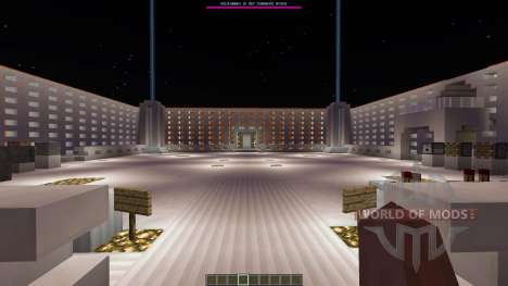 ConCrafter - CommandsArena for Minecraft