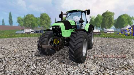 Deutz-Fahr Agrotron 7250 TTV v1.3 for Farming Simulator 2015