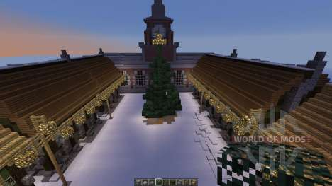 Winter Village for Minecraft