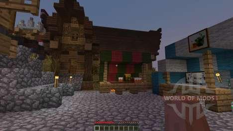 Viking Village [1.8][1.8.8] for Minecraft
