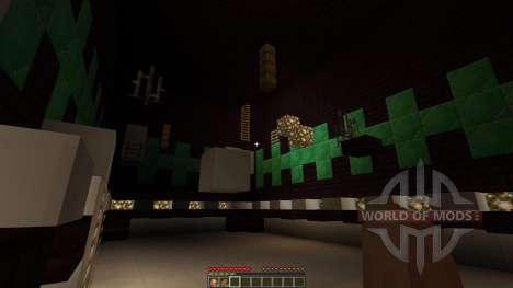 Herobrine Parkour Map 1 for Minecraft