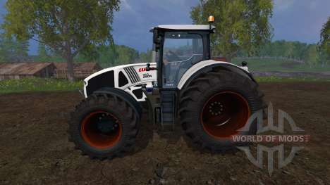 CLAAS Axion 950 white for Farming Simulator 2015