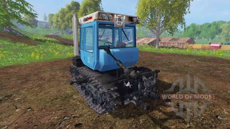 HTZ-181 v2.0 for Farming Simulator 2015