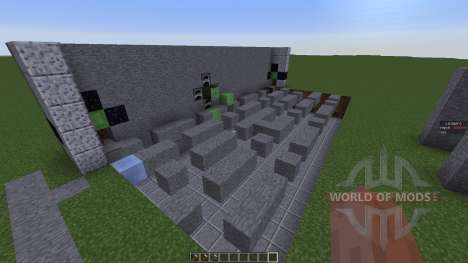 Villager punch for Minecraft