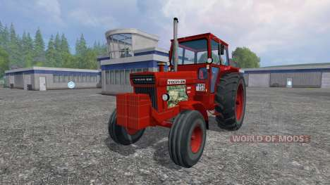 Volvo BM 810 for Farming Simulator 2015