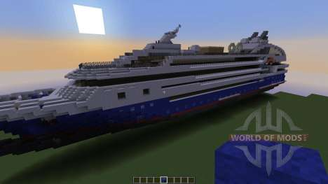 Personal version of The Boreal for Minecraft