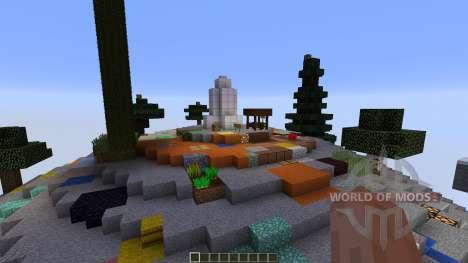 Skyspheres Survival for Minecraft