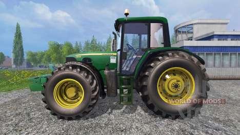 John Deere 6930 v2.0 for Farming Simulator 2015