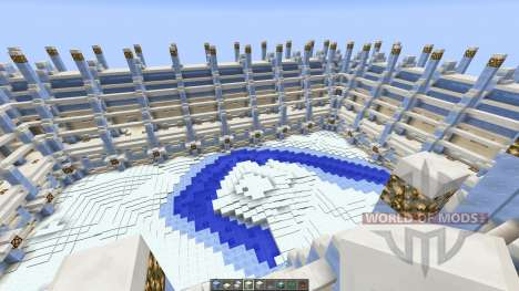 Ice Palace Arena for Minecraft