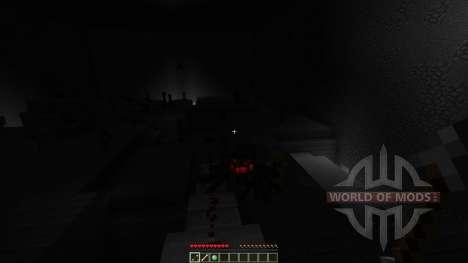 Slender Asylum 8 Levers for Minecraft