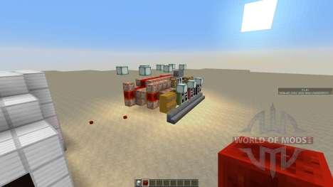 Banner Clock for Minecraft