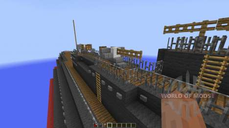 Sentoku Submarine [1.8][1.8.8] for Minecraft