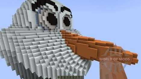Disney Frozen Olaf [1.8][1.8.8] for Minecraft