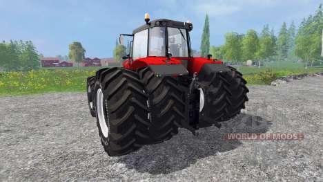 Massey Ferguson 7622 v2.5 for Farming Simulator 2015