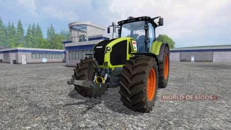 CLAAS Axion 950 v5.1 for Farming Simulator 2015