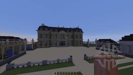Château de Champs-sur-Marne for Minecraft