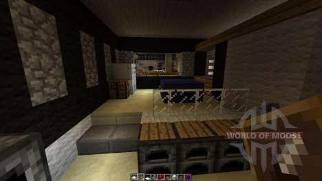 Luxurious Modern House 2 for Minecraft