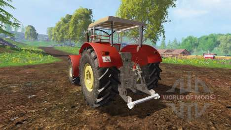 Schluter Super 1050V v2.0 for Farming Simulator 2015