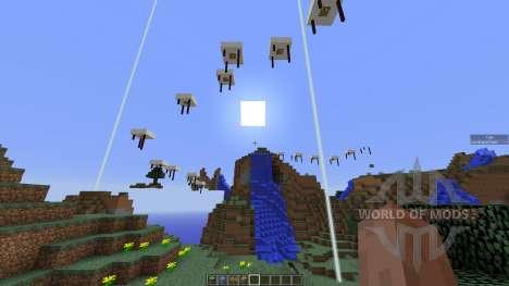 Sky Run Parkour for Minecraft