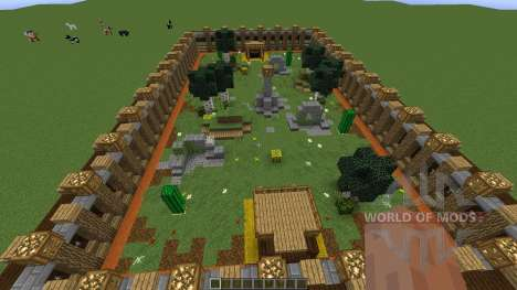 The 1v1 Zone for Minecraft