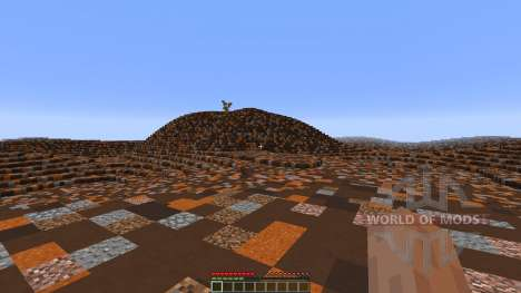 Mars Survival for Minecraft