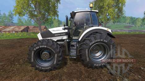 Deutz-Fahr Agrotron 7250 White Edition for Farming Simulator 2015