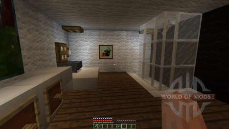 Modern House 10 [1.8][1.8.8] for Minecraft