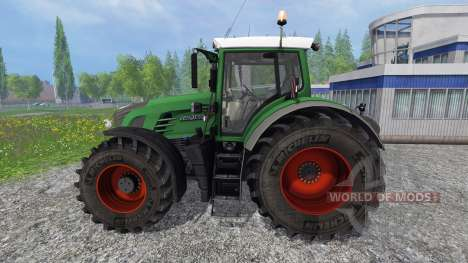Fendt 936 Vario v4.0 for Farming Simulator 2015