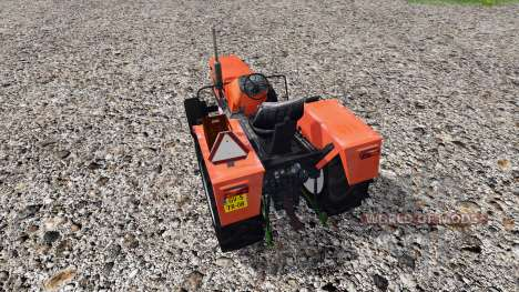 Zetor 5211 for Farming Simulator 2015