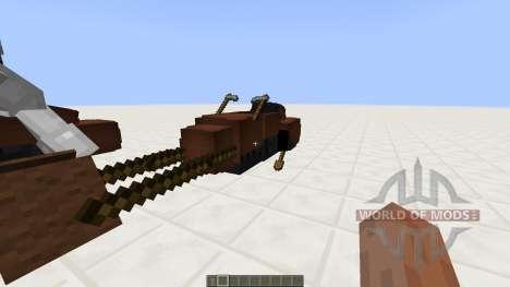 Star Wars Speederbike [1.8][1.8.8] for Minecraft