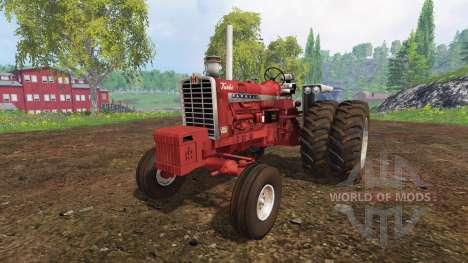 Farmall 1206 dually for Farming Simulator 2015