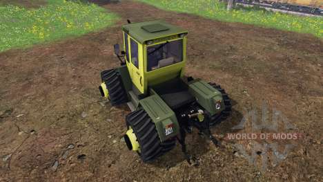 Mercedes-Benz Trac 1100 super turbo for Farming Simulator 2015