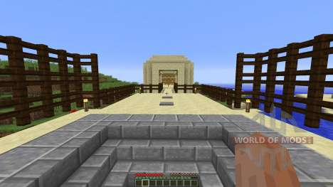 PARKOUR OF THE CENTURY for Minecraft